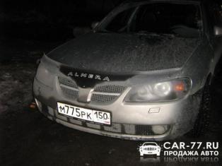 Nissan Avenir Москва