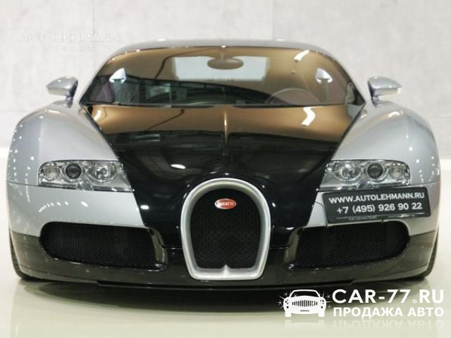 Bugatti Veyron Москва