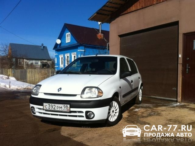 Renault Clio Наро-Фоминск