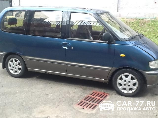 Nissan Serena Воскресенск