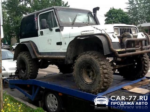 Jeep Wrangler Москва