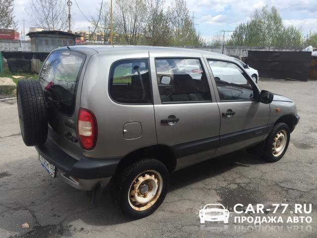 Chevrolet Niva Мытищи