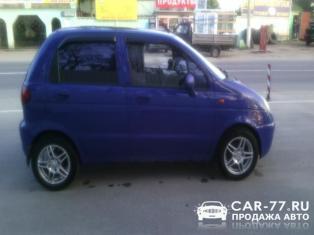Daewoo Matiz Москва