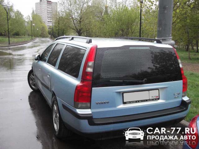 Volvo V70 Москва
