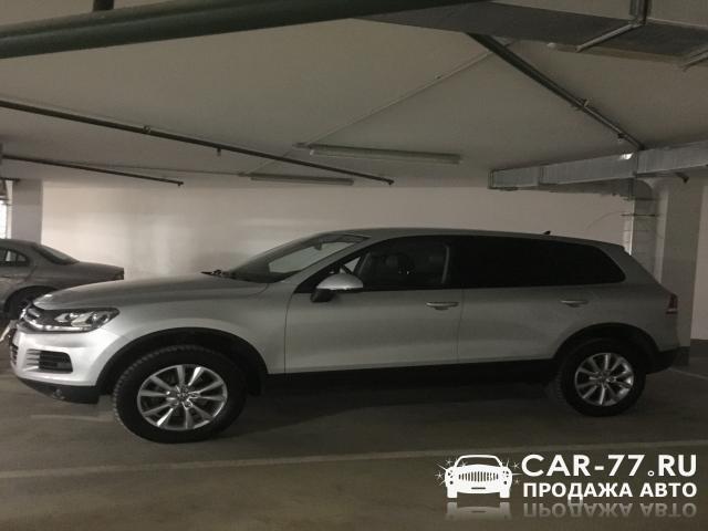Volkswagen Touareg Московская область