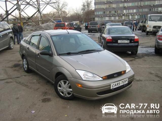 Ford Focus Москва