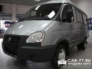 ГАЗ 3221 Москва