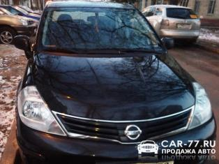 Nissan Tiida Домодедово
