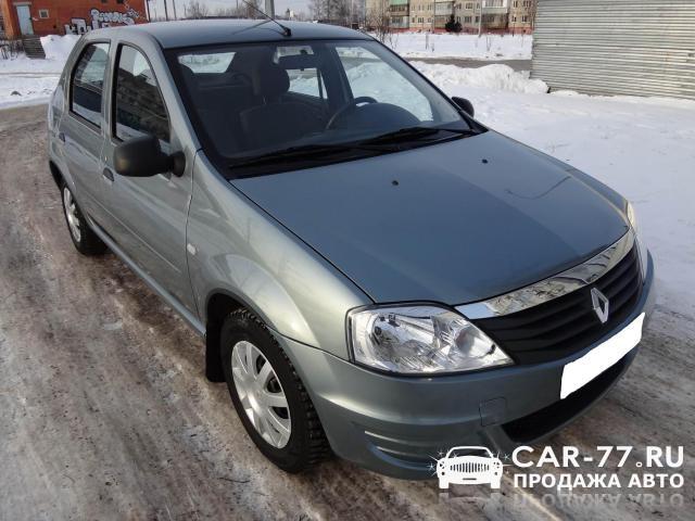 Renault Logan Электрогорск
