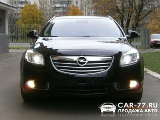 Opel Insignia Москва
