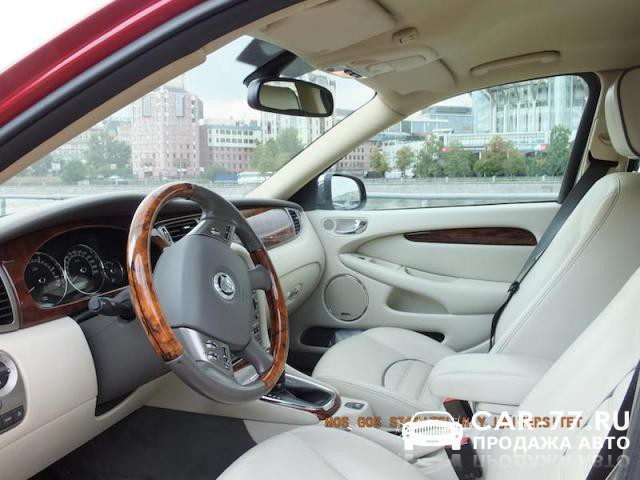 Jaguar X-TYPE Москва