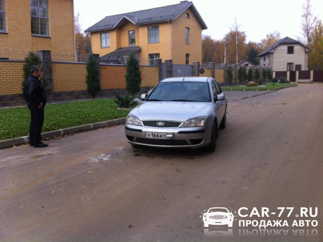 Ford Mondeo Москва