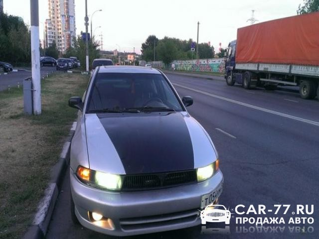 Mitsubishi Galant Москва