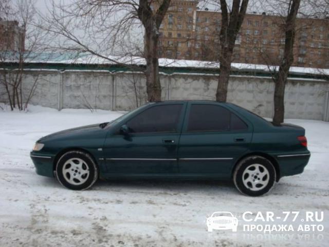 Peugeot 406 Москва