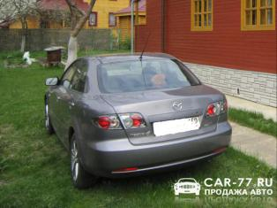 Mazda 6 Химки