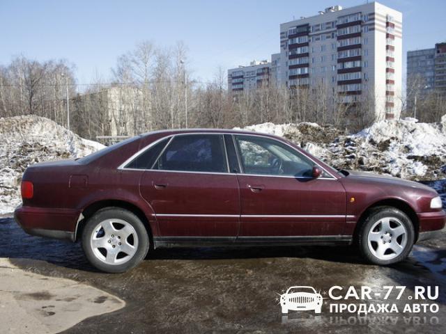 Audi A8 Москва