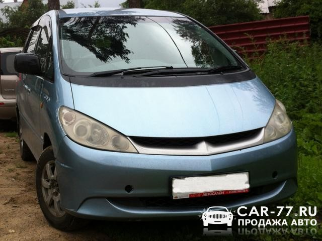 Toyota Estima Москва