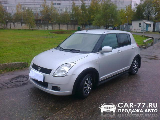 Suzuki Swift Москва