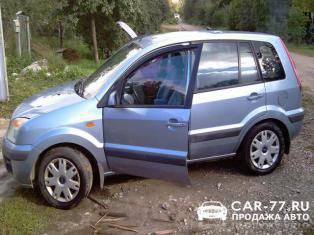 Ford Fusion Москва