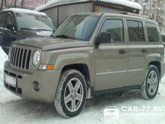 Jeep Patriot Москва