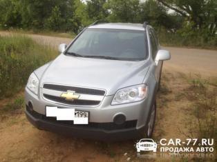 Chevrolet Captiva Москва