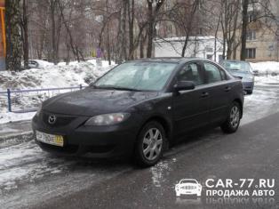 Mazda 3 Москва