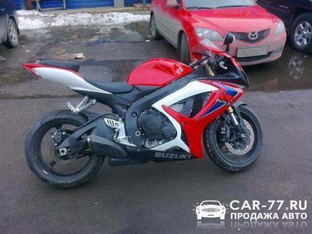 Suzuki GSX-R Москва