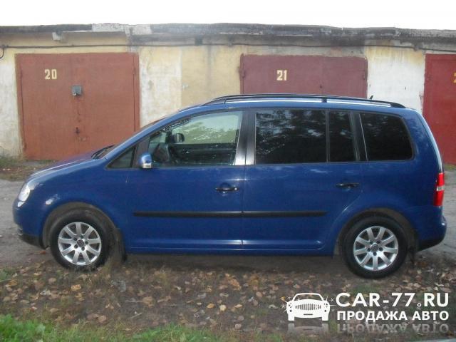 Volkswagen Touran Коломна