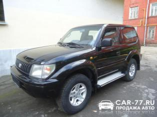 Toyota Land Cruiser Москва