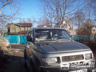 УАЗ Симбир 31622 Московская область