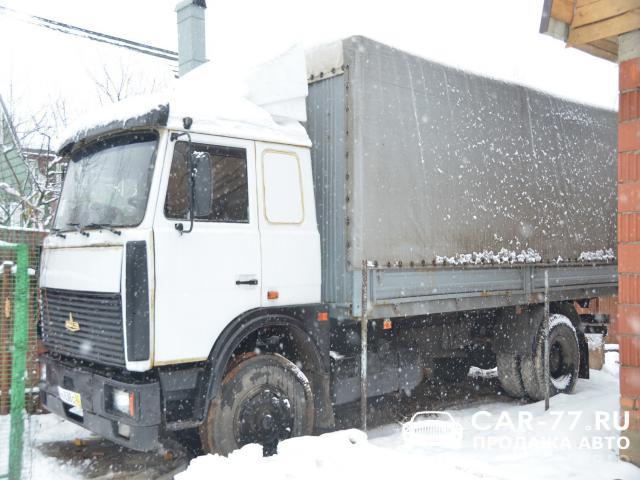 МАЗ 53371 Москва