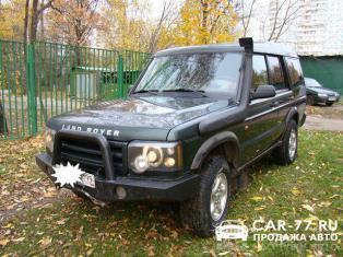 Land Rover Discovery Рязанская область