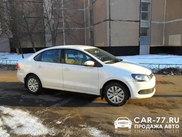 Volkswagen Polo Москва
