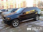 BMW X5 Московская область