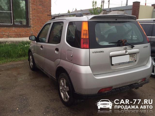 Suzuki Ignis Дмитров