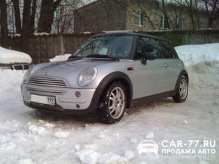 Mini Cooper Москва