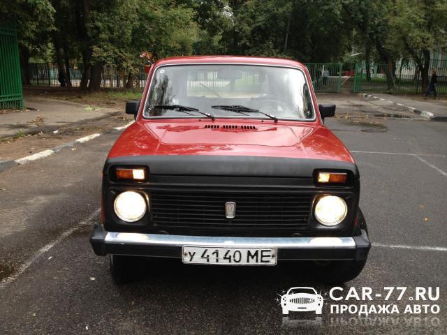продаю нива 2121 москва: