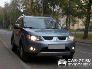 Mitsubishi Outlander Москва