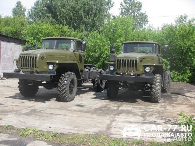 УРАЛ 4320 Челябинск