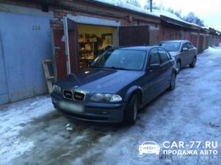 BMW 3 Series Москва