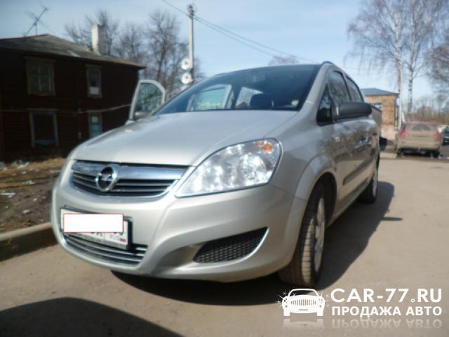 Opel Zafira Ногинск