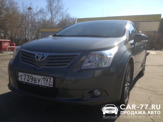 Toyota Avensis Москва