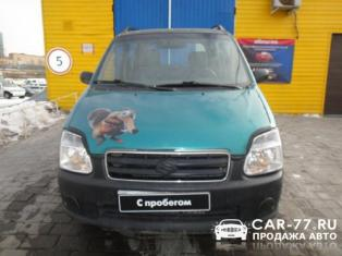 Suzuki MR Wagon Москва