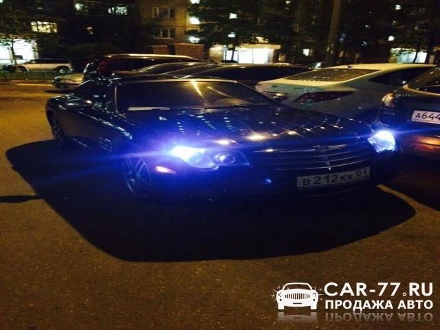 Chrysler Crossfire Москва