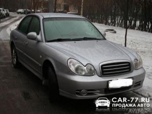 Hyundai Sonata Московская область