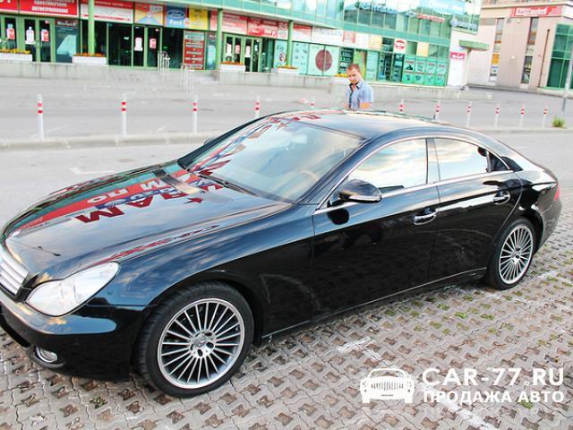 Mercedes-Benz CLS-class Москва