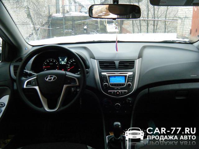 Hyundai Solaris Кубинка