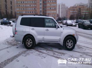 Mitsubishi Montero Москва