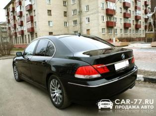 BMW 7 Series Московская область