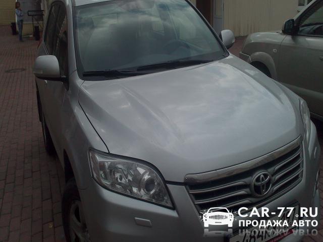 Toyota RAV 4 Москва